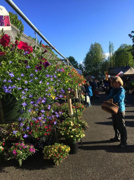 The Beaverton Farmers Market summer season officially kicked off May 6.