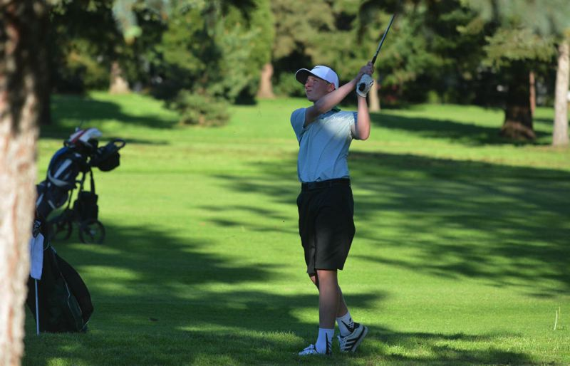 Crusaders boys golf turns focus to 6A state stage
