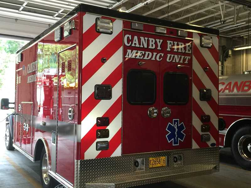 Canby Fire District looks to the future