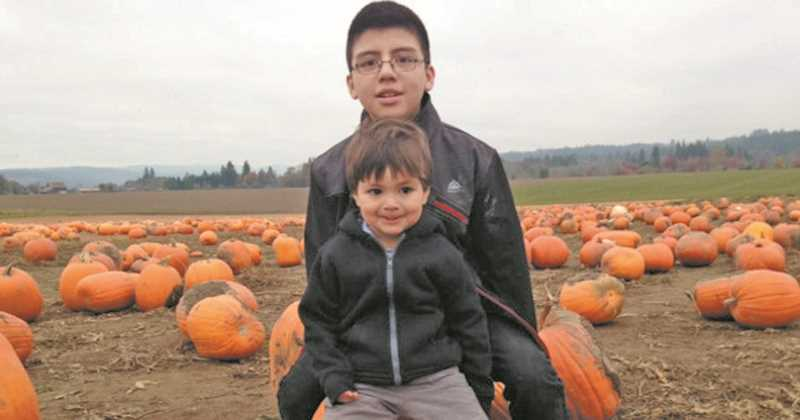 NEWS-TIMES FILE PHOTO - Michael Garcia-Ixtacua, 13, and his nephew Jeremy Scholl, 3, drowned at Hagg Lake in August 2014, along with Jeremys mother, Gabriela Ixtacua-Castano, 25, and grandmother, Jova Garcia-Ixtcua, 42.