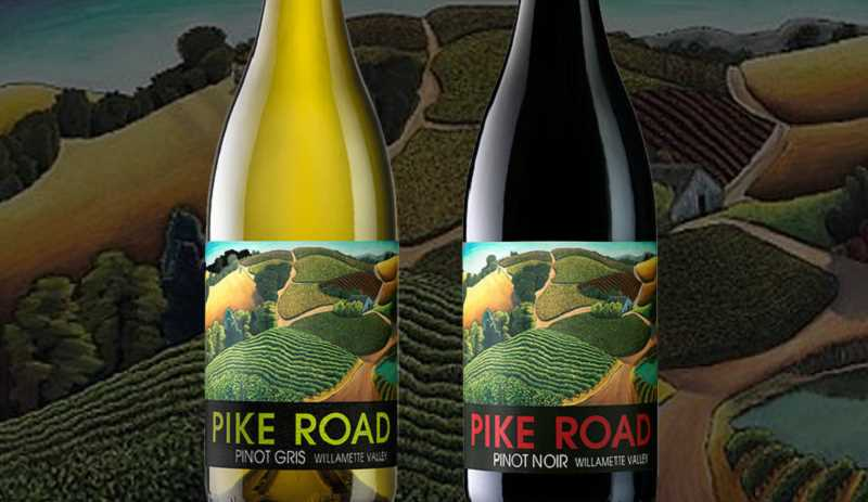 Pike Road Wines, made by the Campbell family of Elk Cove Vineyard, is offering two-for-one tasting during the month of May. You can also watch the total solar eclipse Aug. 21 from the tasting room in Carlton.