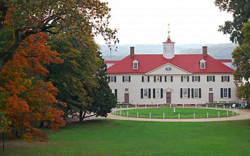 COURTESY PHOTO - Built in 1735, Mount Vernon has been meticulously restored to look much like it did when the father of our country lived there.