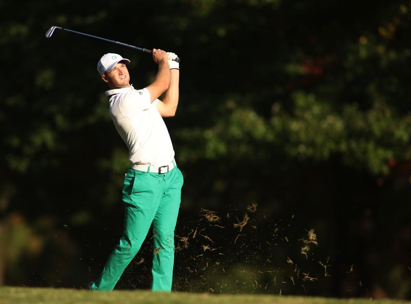 COURTESY: GOLF CHANNEL - Wyndham Clark felt he needed a fresh start, and the senior transfer stepped into the void at Oregon for coach Casey Martin, in essence replacing 2016 NCAA champion Aaron Wise and leading the Ducks to the Pac-12 title.