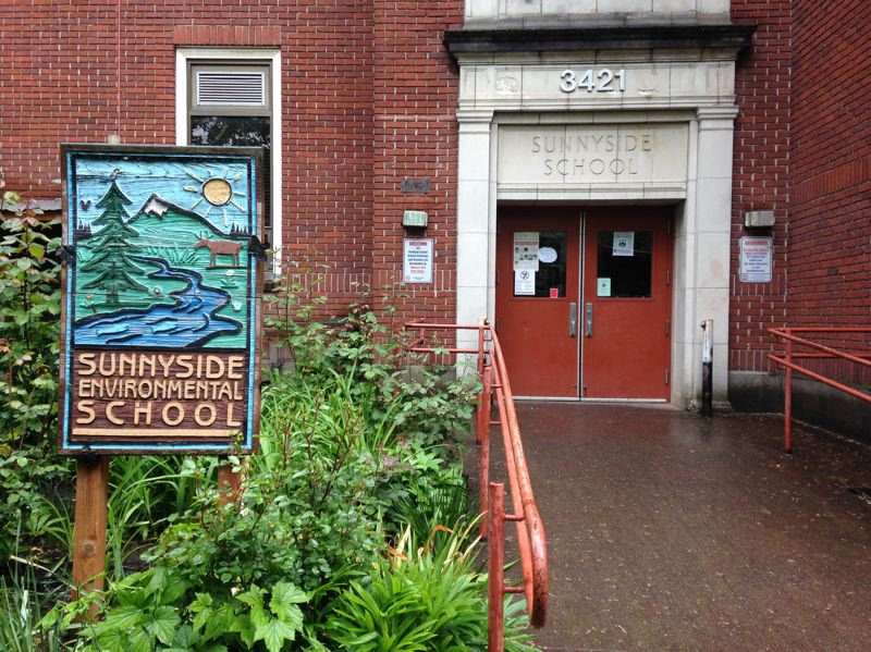 BETH SLOVIC - Theresa Seeley worked at Sunnyside Environmental School in Southeast Portland until 2013, when Portland Public Schools put her on paid administrative leave indefinitely. PPS recently brought her back to work, at West Sylvan Middle School, after more than three years.