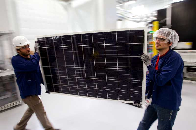 Hillsboro's SolarWorld will operate 'as usual' despite insolvency