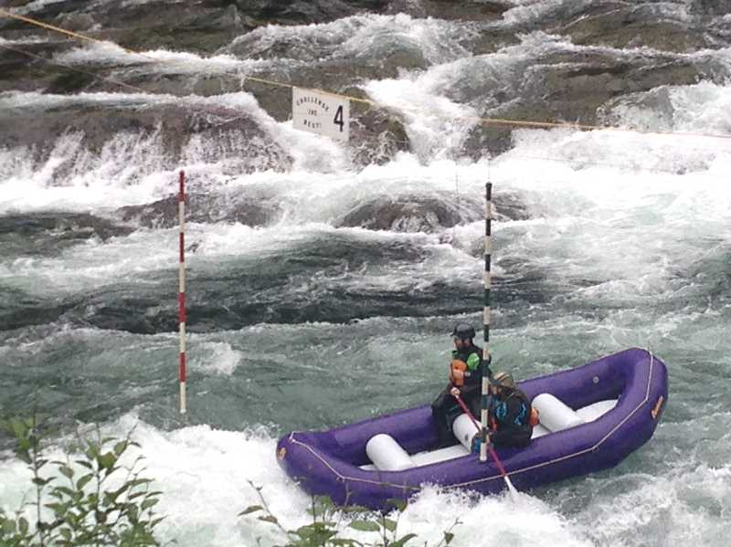 ESTACADA NEWS: FILE PHOTO - The annual Upper Clackamas Whitewater Festival is scheduled for May 20-21. For more information, see the listing in todays Around Town.