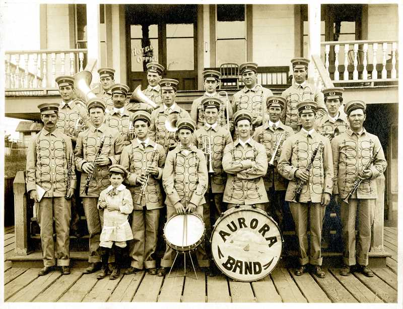 Big Horn Brass tunes in on Oregon history