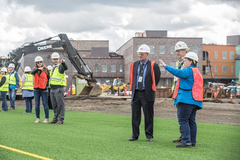 JONATHAN HOUSE - Beaverton School District Superintendent