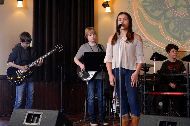 SUBMITTED PHOTO - The Heist performs Sunday, May 14.
