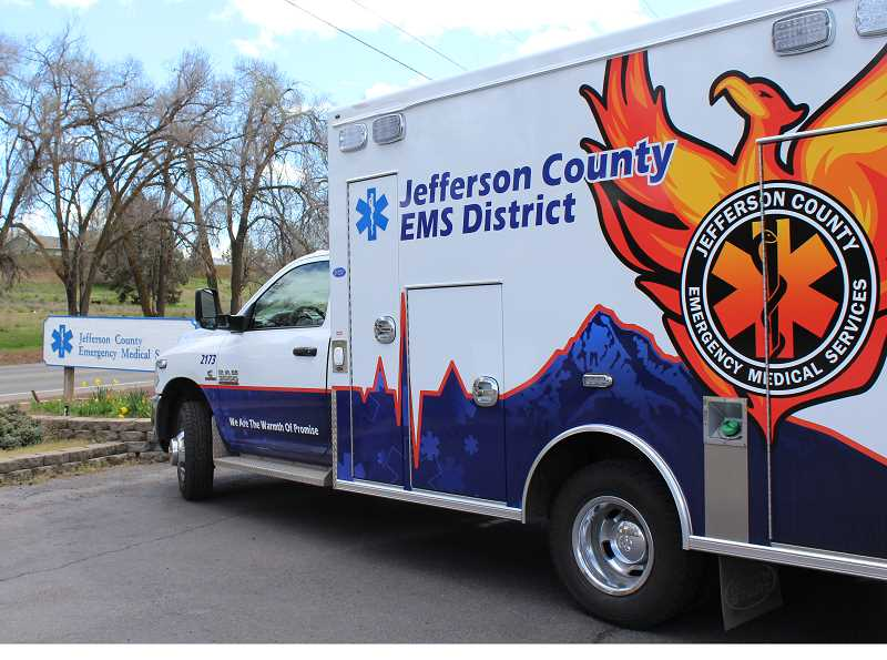 HOLLY M. GILL - JCEMS will offer demonstrations of hands-only CPR during EMS Week May 21-27.