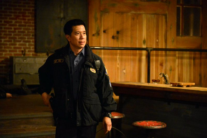 COURTESY: NBC UNIVERSAL - Reggie Lee, who played the affable Sergeant Wu on 'Grimm' (above), goes in a different direction by starring as Don Quixote's faithful sidekick Sancho Panza — a singing role — in Portland Opera's 'Man of La Mancha' in June.