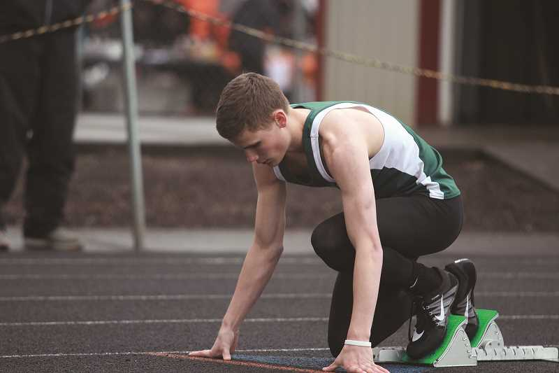 OSAA track & field state meet: event times