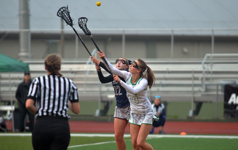 West Linn girls lacrosse falls 13-10 to Wilsonville in state quarterfinals