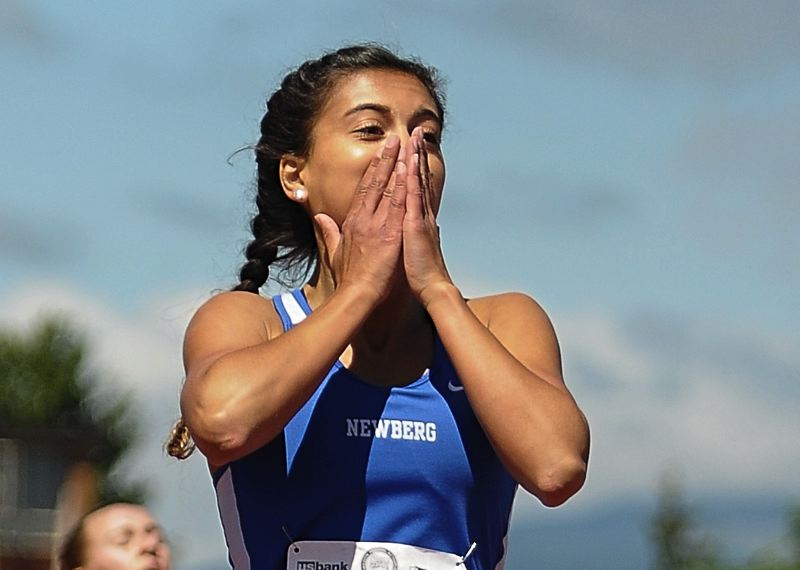 Newberg claims two top-10 finishes at state