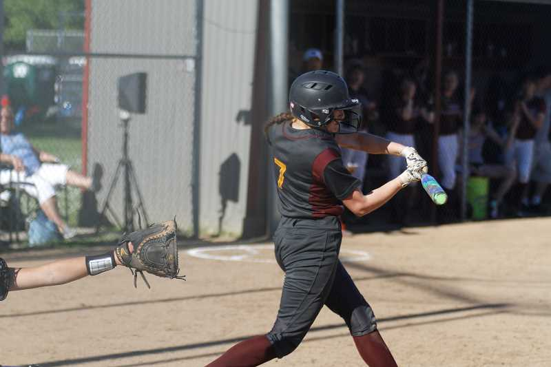 Forest Grove falls to Glencoe 15-1 in first round of softball playoffs