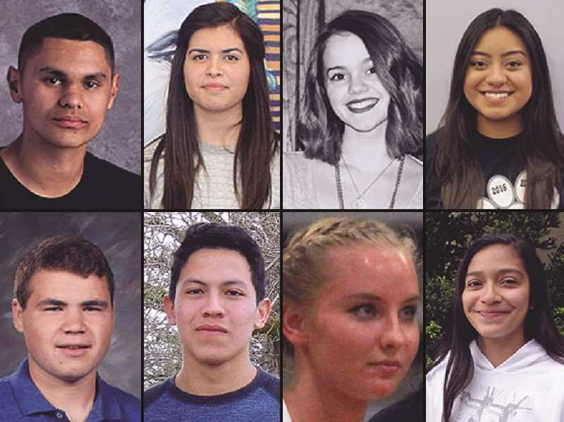 Nine local students receive Ford scholarship
