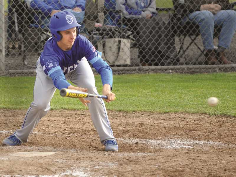 Baseball: St. Paul's playoff hopes dashed in 7-2 loss to Western Mennonite