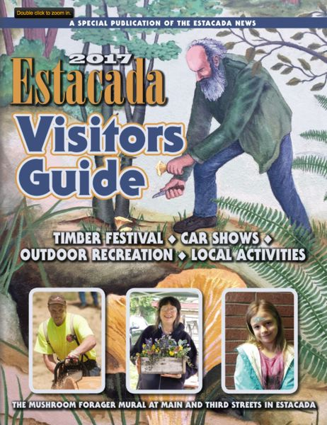 Estacada Visitors Guide 2017