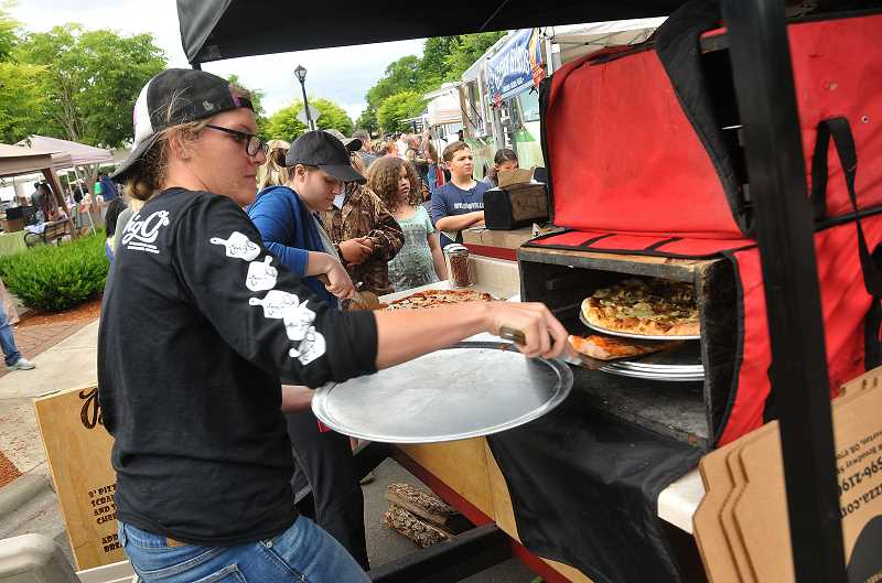 Wilsonville Farmers Market opens this week