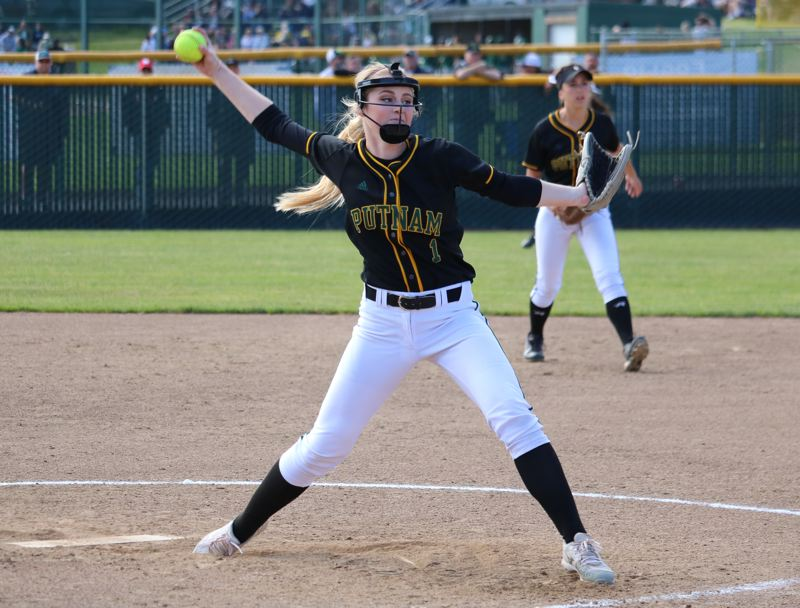 5A softball: Putnam knocks Crater from playoffs, 8-2
