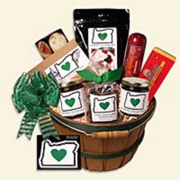 YOUR NW - I Love Oregon Gift Basket