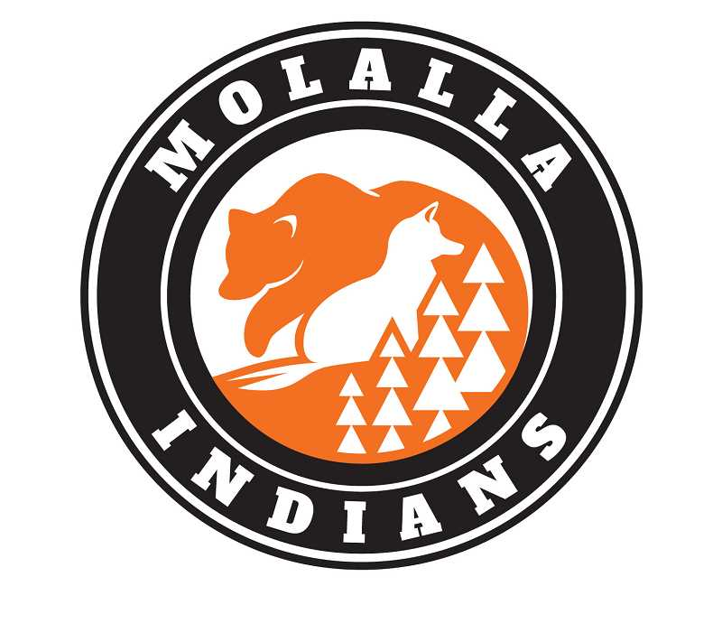 PHOTO COURTESY OF MOLALLA RIVER SCHOOL DISTRICT  - The new official emblem for Molalla High School