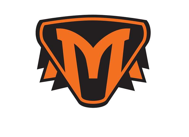 PHOTO COURTESY OF MOLALLA RIVER SCHOOL DISTRICT  - The new official shield for Molalla High School