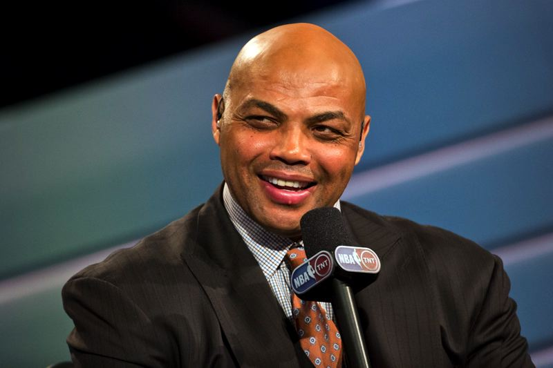 COURTESY: TURNER SPORTS - Coming to the end of his 18th year as an NBA studio analyst for Turner Sports, former star forward Charles Barkley is branching out even more with a TNT docu-series on racial issues, his interest in pro hockey, and more.