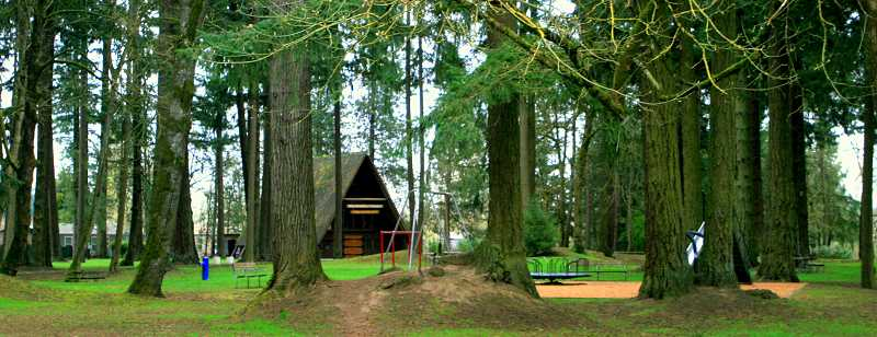 STOCK IMAGE - Canby Community Park