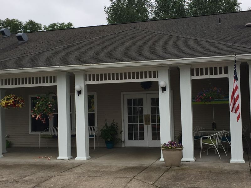 ESTACADA NEWS PHOTO: EMILY LINDSTRAND - Grace Place Senior Living will close later this summer because of financial constraints. The residence is home to 18 seniors.