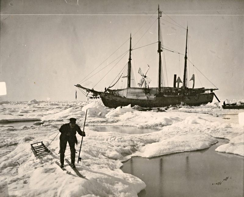 COURTESY OF NORDIA NORTHWEST - Learn about the shared history of arctic exploration in Norway and the United States at Nordia House this summer.
