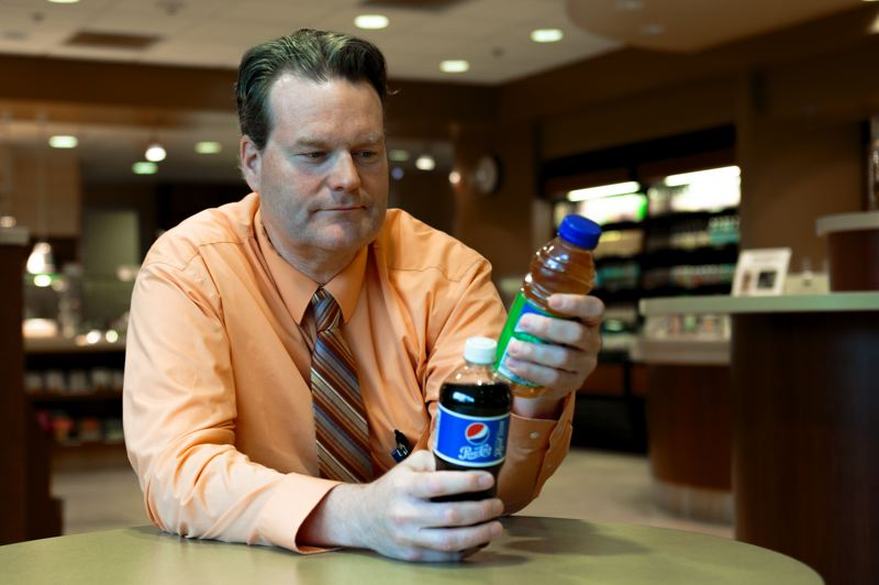Unlike most people, Dr. Leonard Berthau takes a closer look at what's in the beverages he consumes every day.