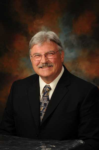 SCAPPOOSE SCHOOL DISTRICT - Scappoose School District board Chair Joe Lewis