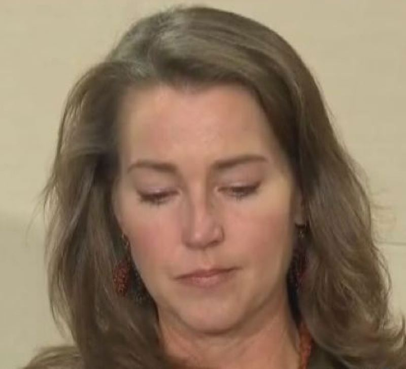 PAMPLIN MEDIA GROUP FILE PHOTO - Cylvia Hayes, fiancee of former Gov. John Kitzhaber, will not face federal charges after the U.S. Attorney's Office for Oregon ended a probe into possible influence peddling.