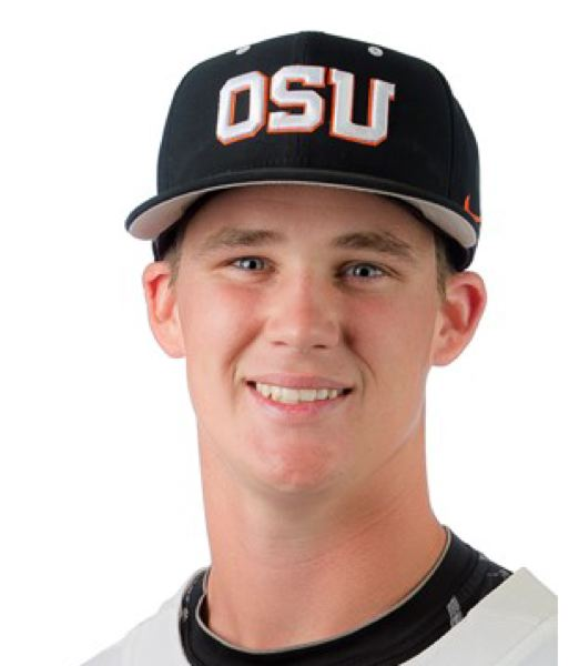 OREGON STATE ATHLETICS - Jake Mulholland