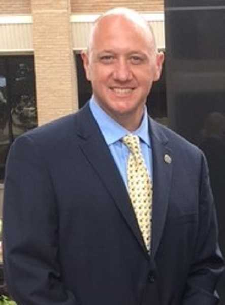 PHOTO COURTESY OF LARRY SEYMOUR - Prineville Police Captain Larry Seymour recently completed the FBI National Academy in Quantico, Virginia.