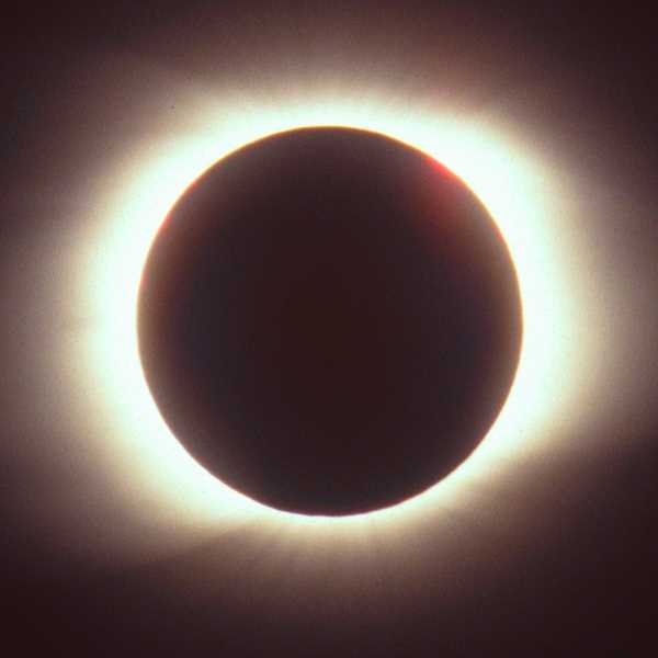 CENTRAL OREGONIAN FILE PHOTO - The solar eclipse will occur on Aug. 21.