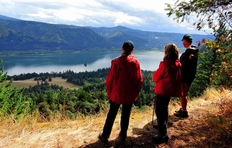 COURTESY: FRIENDS OF THE COLUMBIA GORGE - Cape Horn Vista is one of the most scenic viewpoints along the Columbia River Gorge.