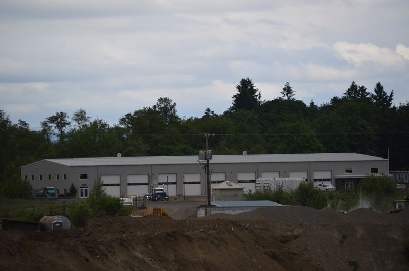 SPOTLIGHT FILE PHOTO - The Oregon Manufacturing Innovation Center, pictured here, will house at least seven manufacturing industry partners, the center announced this week. The site will be used by students and industrial companies for applied research and development.