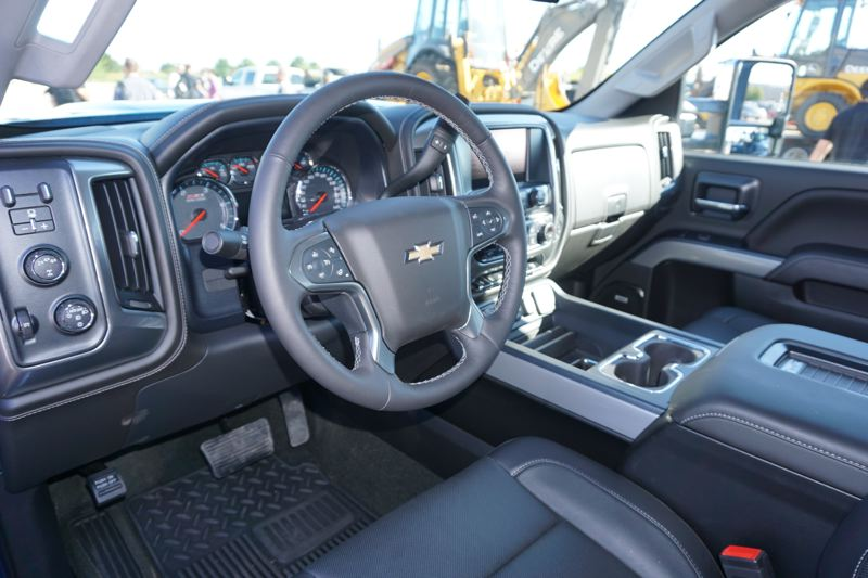 PORTLAND TRIBUNE: JEFF ZURSCHMEIDE - With the Silverado, getting a work truck doesn't mean you have to give up luxury. If you select the High Country or LTZ trim, you'll get every modern feature, including GM's 4G/LTE system with wifi, a full set of outlets from USB up to 120V, navigation, OnStar, and leather seats with both heating and ventilation.