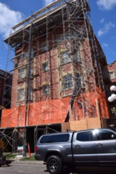 PAMPLIN MEDIA GROUP: FILE PHOTO - About 1,700 old, unreinforced masonry buildings are on the city's list for updates, and new buildings now have new seismic standards.
