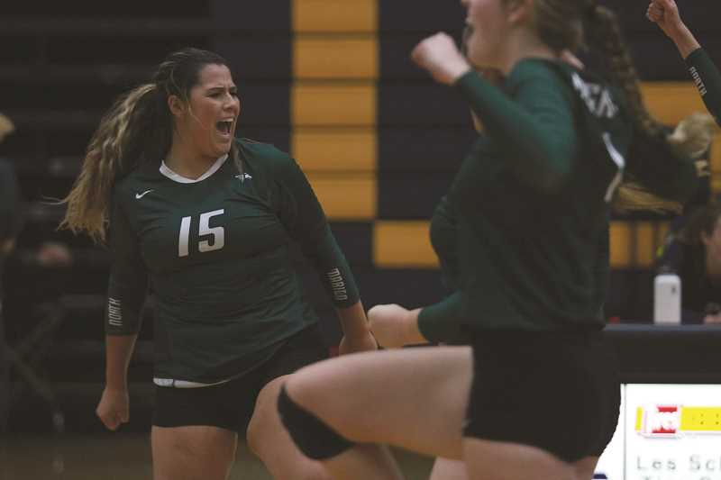 PHIL HAWKINS - The North Marion volleyball program boasts a wealth of returning players next season, including incoming senior Lindy Wing — one of 10 players set to return to the North Marion varsity volleyball program this fall.