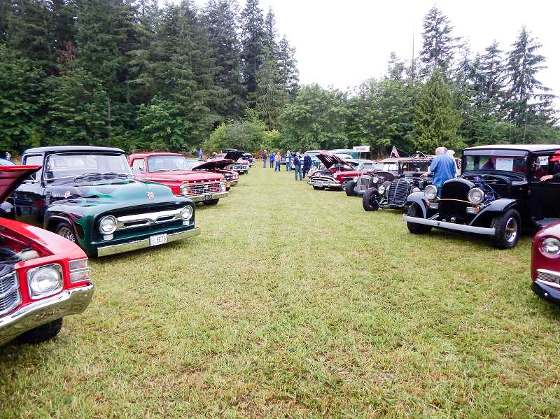 CONTRIBUTED PHOTO - The annual American Legion Carl Douglas Post Car Cruise-In will take place 10 a.m. to 2 p.m. Saturday, July 8, at the Viewpoint Restaurant & Lounge, 20189 S. Springwater Road.