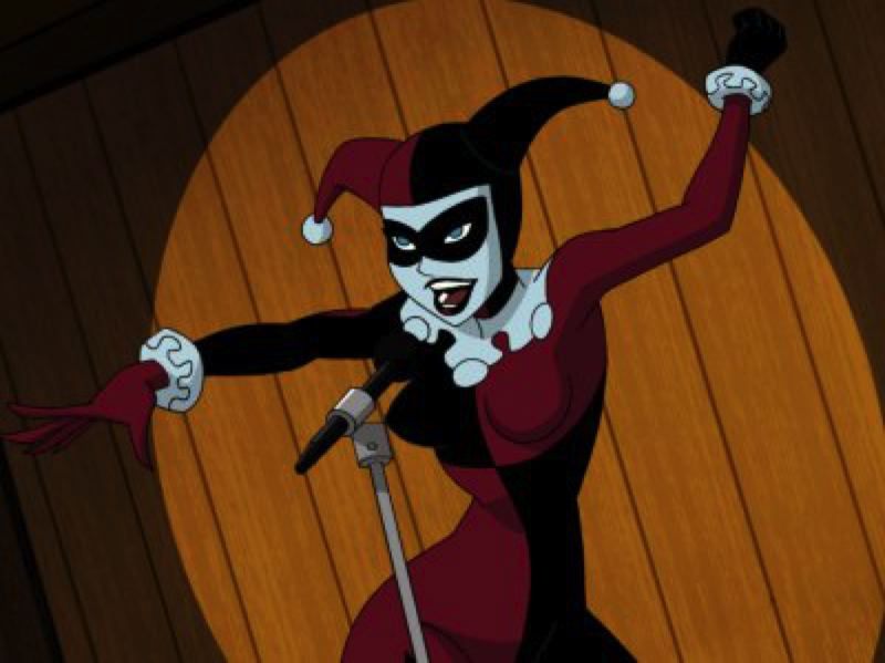 WARNER BROS. ANIMATION - The character or Harley Quinn was created by Bruce Timm and Paul Dini for 'Batman: The Animated Series,' in the 1990s.