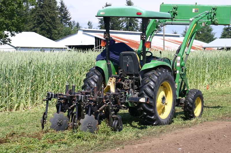 STOCK IMAGE - There will be a womens-only tractor safety and certification course at the North Willamette Research and Extension Center in Aurora on Thursday, July 13, from 8:30 to 4 p.m.