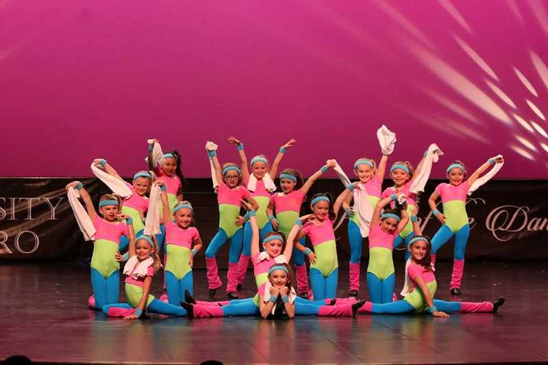 OLIVIA BEHRENDT - This year's Allegro Dance Recital highlighted dancers of all ages, from beginner's to high school seniors.