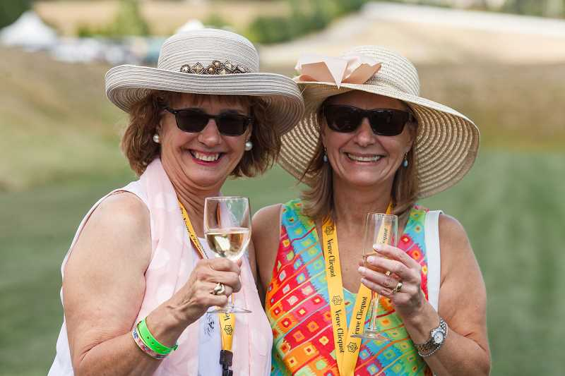 The Oregon Polo Classic gives all an opportunity to dress up in your finest Kentucky Derby-esque dress and hat, and enjoy the fun.