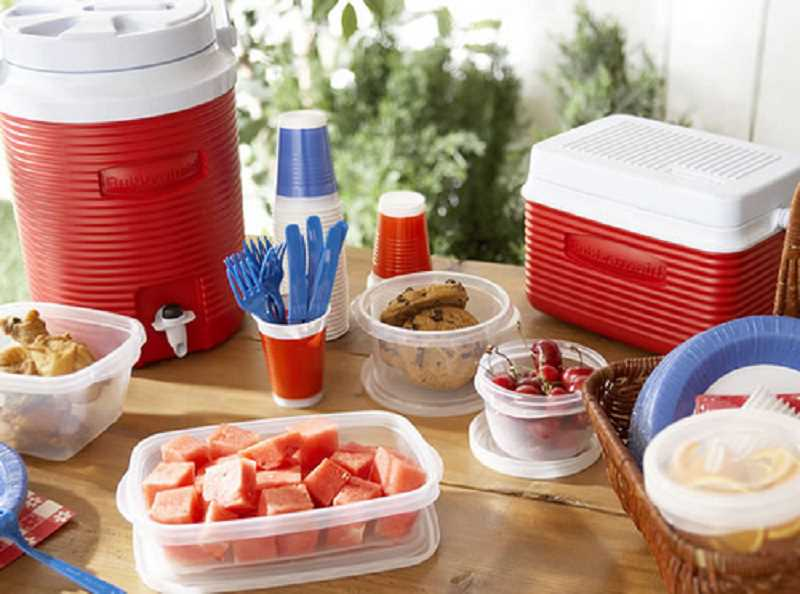 SUBMITTED PHOTO  - When planning a picnic, try to incorporate foods that are shelf-stable and dont require refrigeration. If you have leftovers of foods that are not shelf stable, throw them away. The old expression when in doubt, throw it out is a good and easy one to remember.