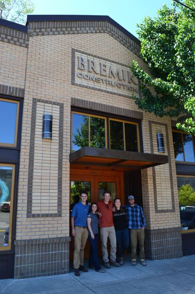 PAMPLIN MEDIA GROUP: JULES ROGERS - Bremiks five summer interns include engineering majors who might have the opportunity to choose to become project managers or superintendents someday if they secure a full-time job at Bremik — which is offered to more than two-thirds of past interns.