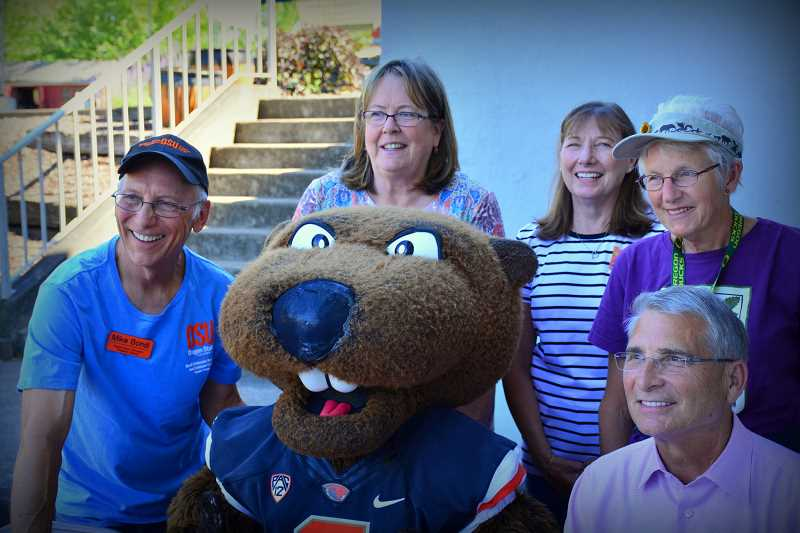 SUBMITTED PHOTO - Benny the Beaver will be in attendance to take pictures with attendees.